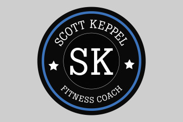 The new Scott Keppel website offers a variety of health, fitness resources