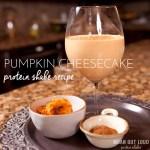 The Power of Pumpkin: Pumpkin Cheesecake Protein Shake Recipe