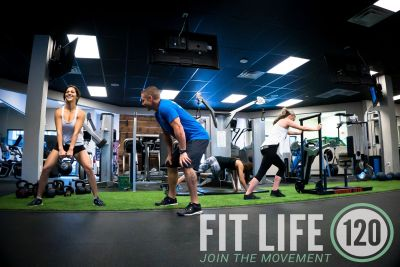 Fit Life 120 January Workout