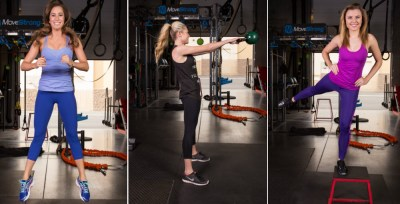 7 Days of 10-20 Minute Burst Workouts